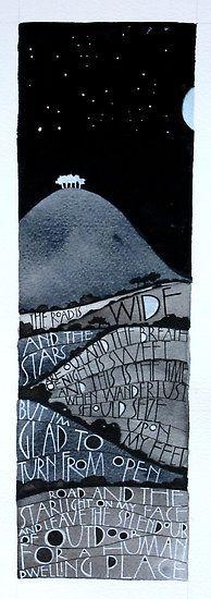 Stars (2) by samcannonart:
