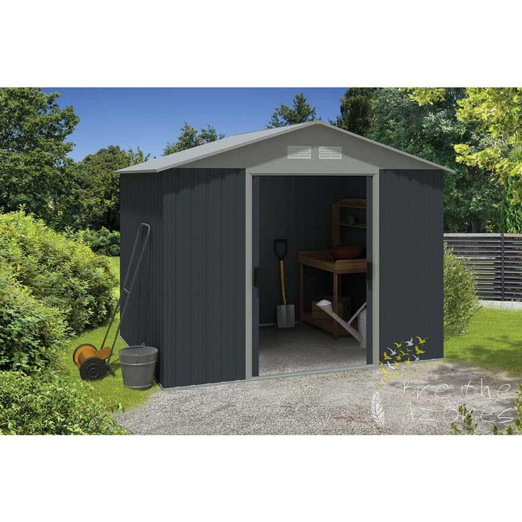 17 Best Ideas About Metal Shed On Pinterest Sheds Shed
