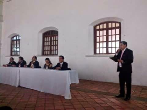 Noticias SCRME - GLMAE: Conferencia dictada en Oaxaca de Juárez, Noviembre...