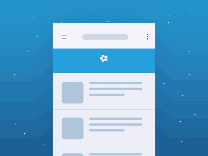 UI Interactions of the week #28 — Muzli -Design Inspiration