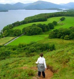 Walking Holiday in Scotland