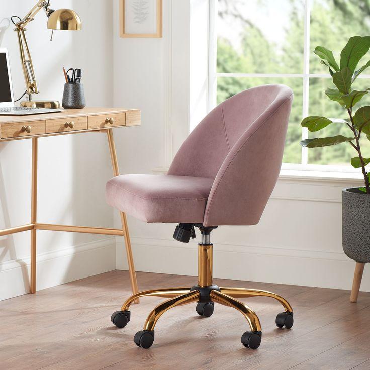 Better homes gardens velvet office desk chair multiple