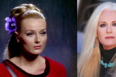 Celeste Yarnall Star Trek Actress