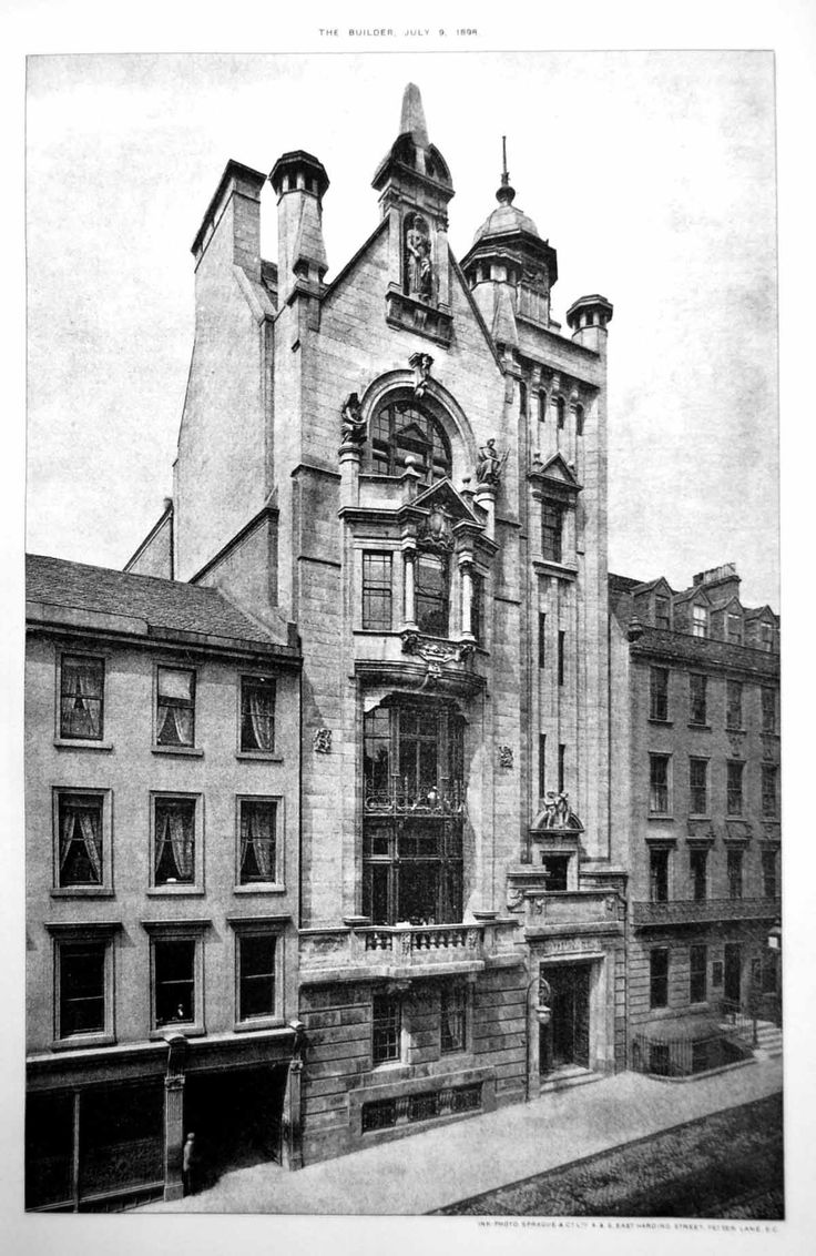 Atheneum, Buchanan Street, Glasgow.