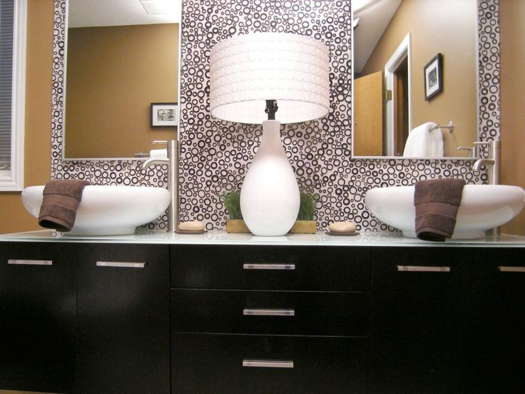 Best 25 Double Sink Small Bathroom Ideas On Pinterest  Small Beauteous Double Sink For Small Bathroom Decorating Design
