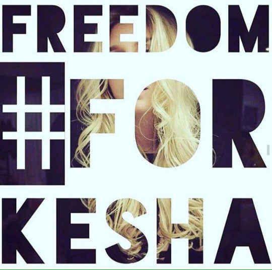 Come to think of it, I DO miss ke$ha! Bring her back plz. Thanks.