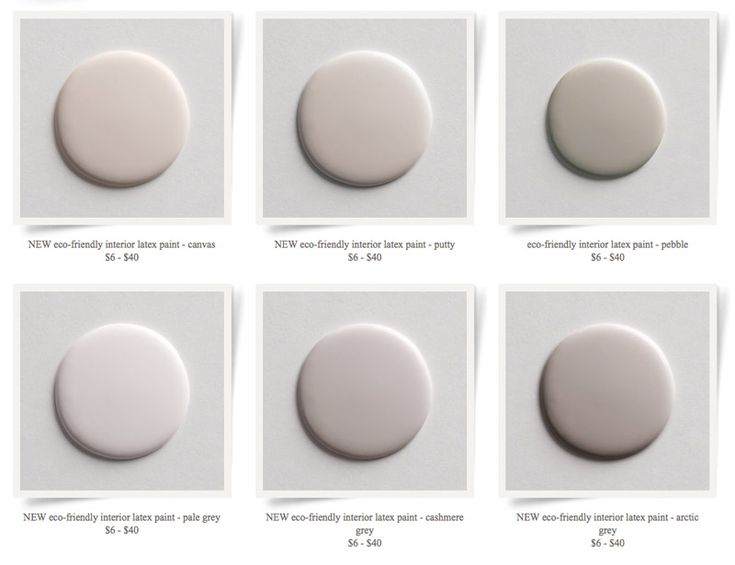 New Restoration Hardware Paint Colors