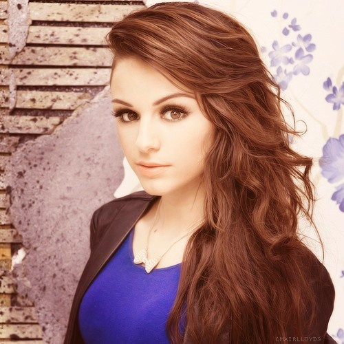 NAME: Cher Lloyd SONGS: With Ur love, Want U Back