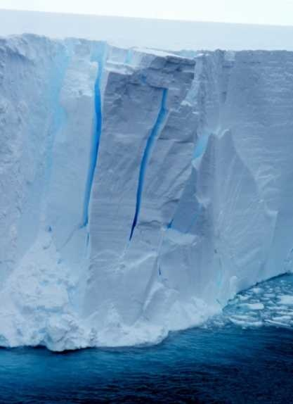 Sea-levels to be driven higher by warming currents undermining ice-shelves
