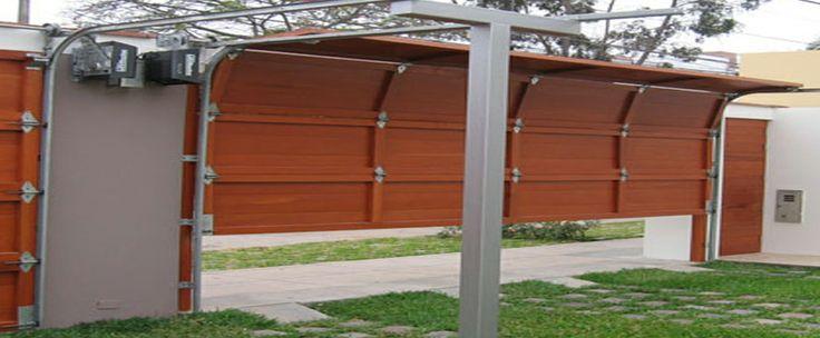 Instalación de puerta seccional cerrajeroscatarroja.com
