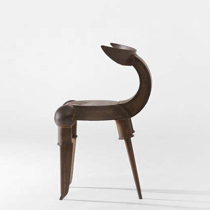 Mejores 278 imgenes de ats mix en pinterest anna art tom dixon bull chair circa 1986 courtesy of fritz hollander welded steel malvernweather Gallery