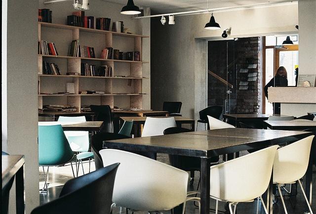 Meta Kafe in Riga, Latvia