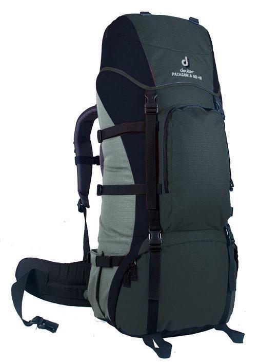 Deuter Patagonia 90+15 это доступный рюкзак большого объёма для туризма. Простой дизайн, большой объем и отличное качество изготовления. Вместитель...