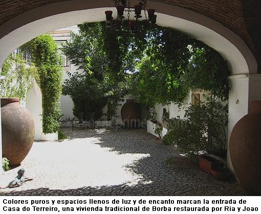 casa-terreiro-alentejo-portugal http://www.viajesdeprimera.com/2012/12/casa-do-terreiro-do-poco-el-encanto-del-alentejo/ @ViajesPrimera