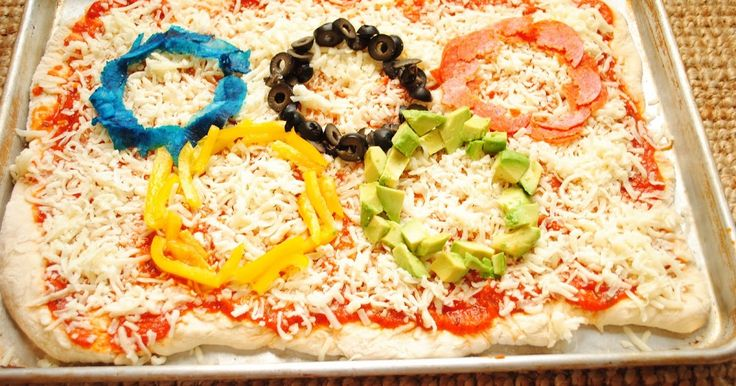 The Style Sisters: Olympic Pizza