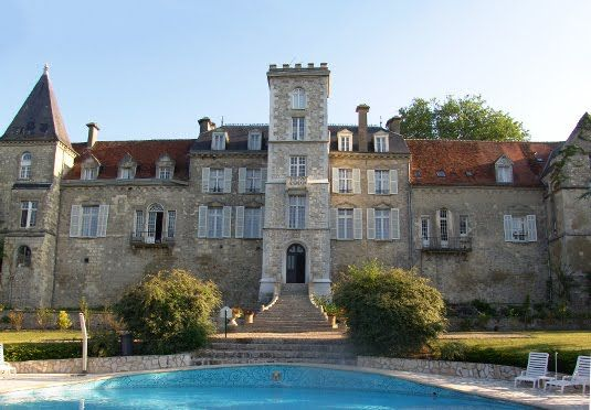 Five-star chateau in the champagne region of France, with a designer spa and gourmet dining - includes breakfast and welcome champagne