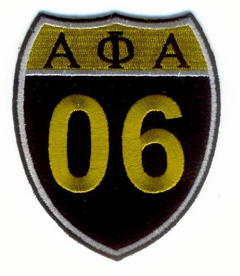 Alpha Phi Alpha patch