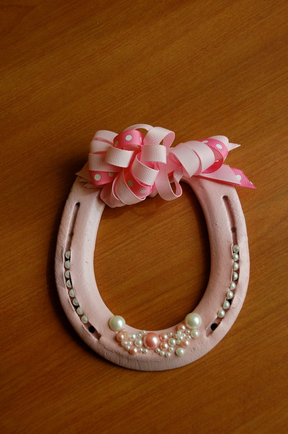 Real Pony Horse Shoe by TBConnection on Etsy, $20.00