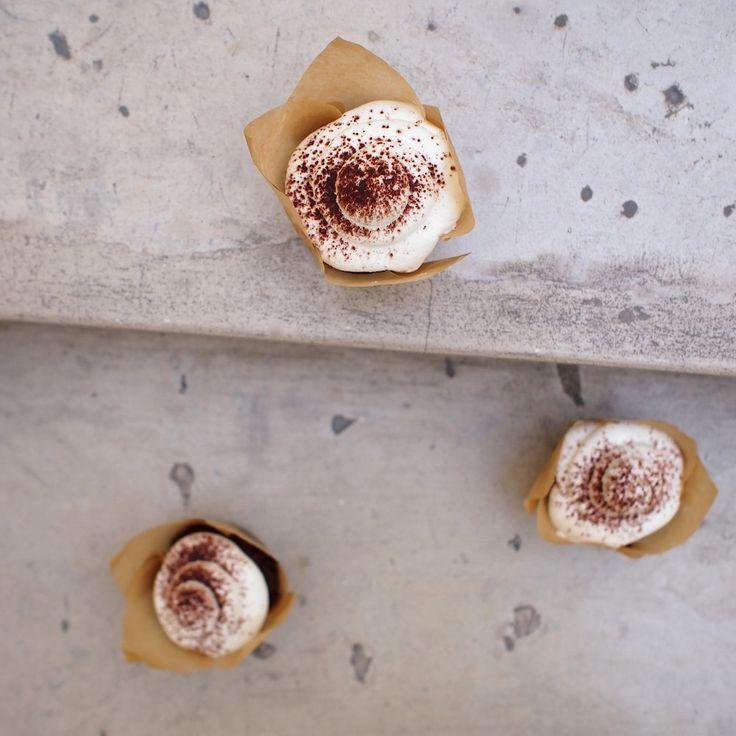 Laskominy od Maryny: Cupcakes s červenou řepou a krémem z Lučiny