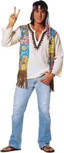 1970S Hippie Fashion | 1970s Hippie Chick Costume