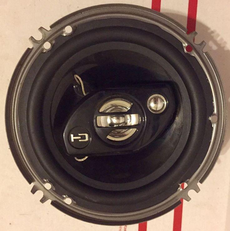 """HD Scosche Audio Door Kicker Speaker Left/Right 2-Way 6.5"""" x 6 3/4"""" 250 Watt  #HDScosche"""