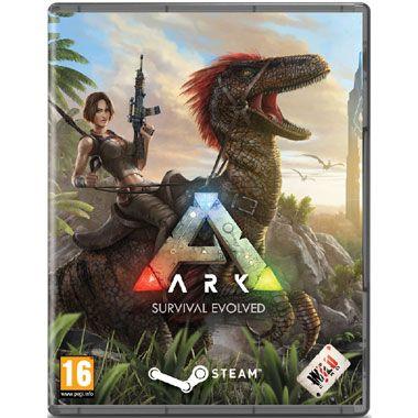 PC ARK Survival Evolved  Bereid je voor op het ultieme dino-avontuur met ARK: Survival Evolved voor de PC! Op een mysterieus prehistorisch eiland moet je op verkenning terwijl je jaagt bouwt oogst en werktuigen bouwt om te overleven.  EUR 49.99  Meer informatie
