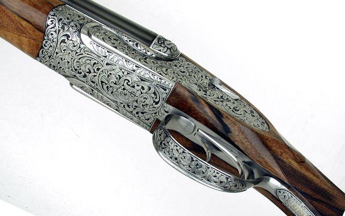 Holland and Holland Shotguns and Rifles