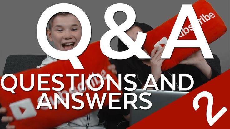 Marcus & Martinus - Q & A 2