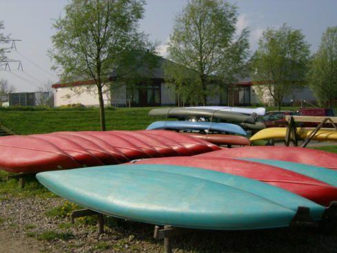 Nature Gate Biesbosch - Kayak rental