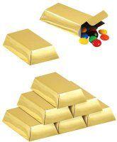 Goldbarren - Schatz - Geschenkbox - 12 Stück                                                                                                                                                                                 Mehr
