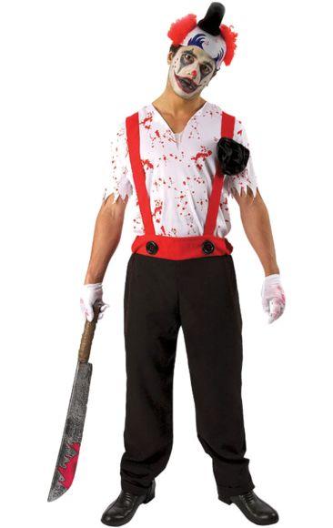 Evil Clown Costume