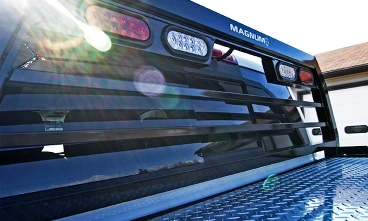 Magnum Low-Pro Truck Rack
