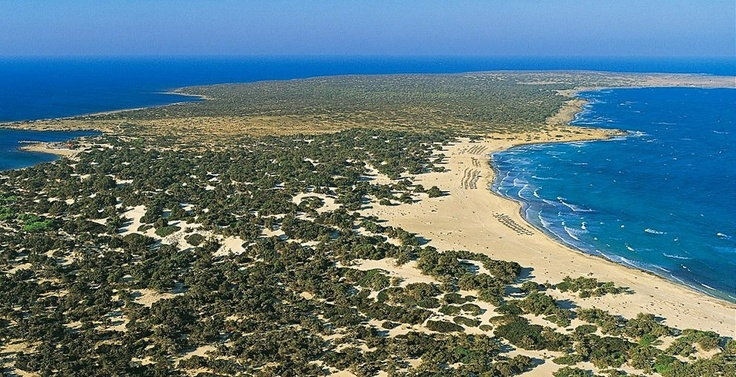 Chryssi islet, one of the many exotic paradises of Crete!    Νήσος Χρυσή! Ένας από τους πολλούς εξωτικούς παράδεισους της Κρήτης ...