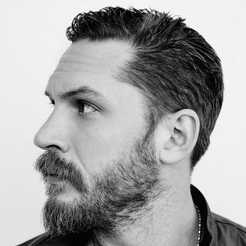 Tom Hardy Hair and Beard