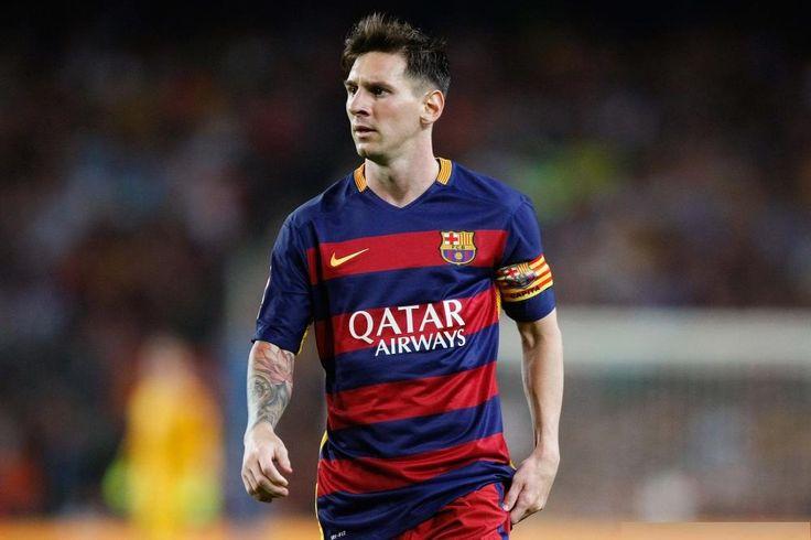 FC Barcelona Star Leo Messi HD Wallpaper