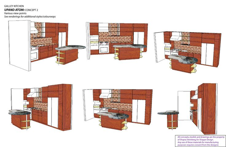 cabinetry design for new kitchen