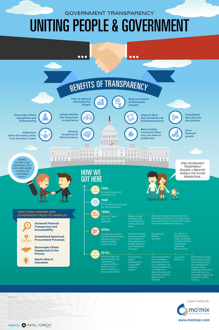 Benefits of Open Government Transparency for a Better America