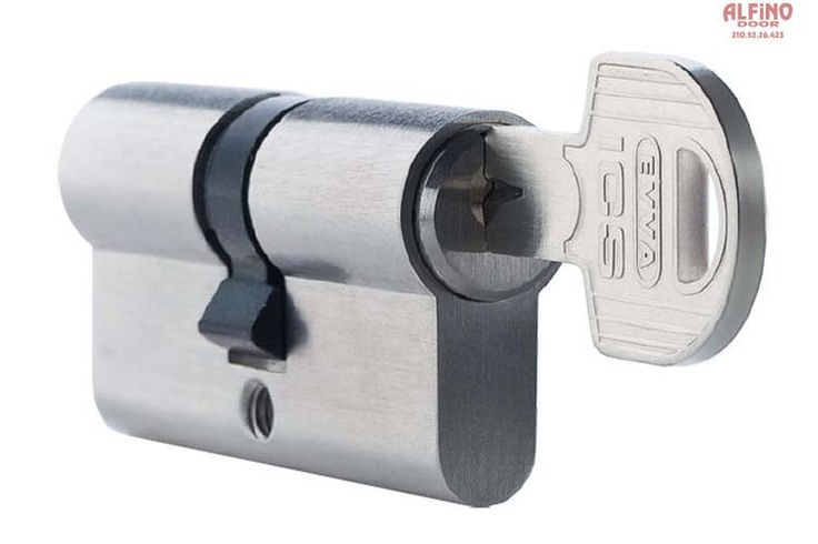 Κλειδαριές ασφαλείας EVVA ICS key