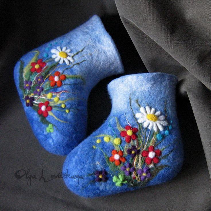 Gallery.ru / Фото #60 - BABY'S BOOTIES (ПИНЕТКИ) - renew