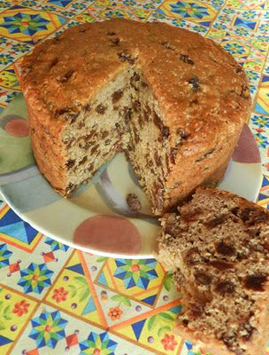 Bara Brith a Welsh teabread - SO easy and SO good!