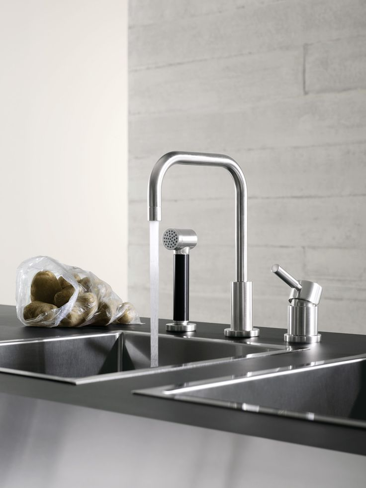 Dornbrachtu0027s Kitchen Faucet With Hand Spray / Collection