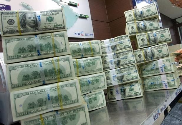 Tasa de cambio flotante cerró este viernes en Bs. 664,62 por dólar - http://www.notiexpresscolor.com/2016/12/03/tasa-de-cambio-flotante-cerro-este-viernes-en-bs-66462-por-dolar/
