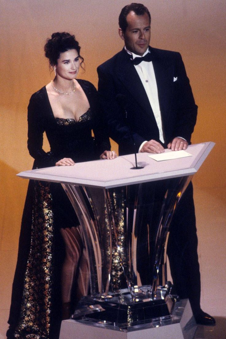 Demi Moore, in 1989