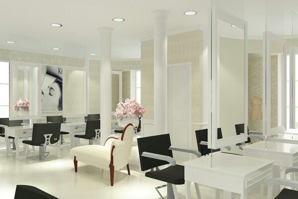 Another side from beauty salon design that I made