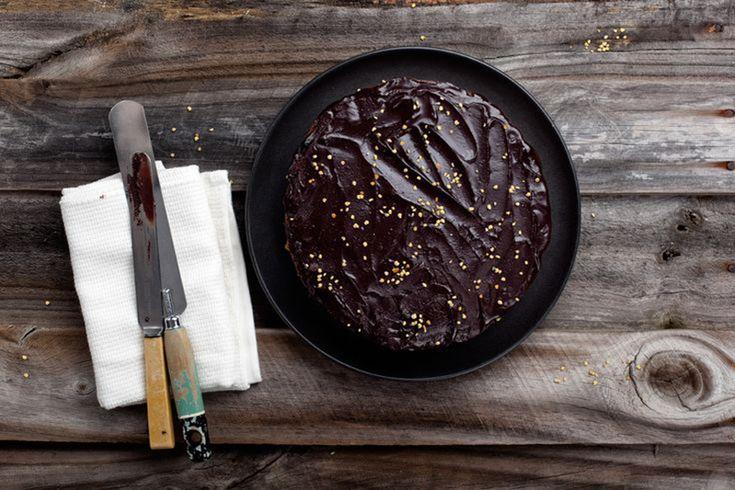 Healthy Chocolate Ganache