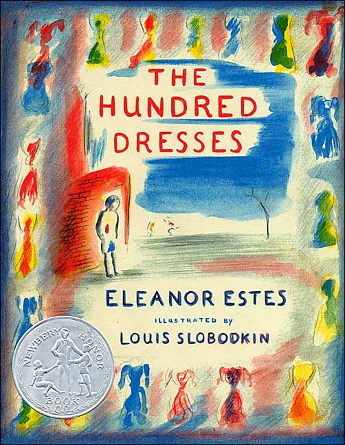 This book inspired me as a kid!! I love the idea of having lots of dresses of all sorts.