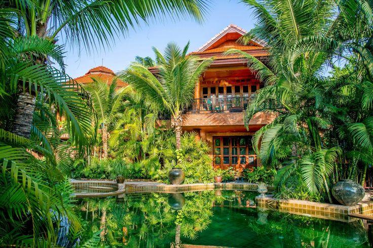 Amazing Balinese Style Design