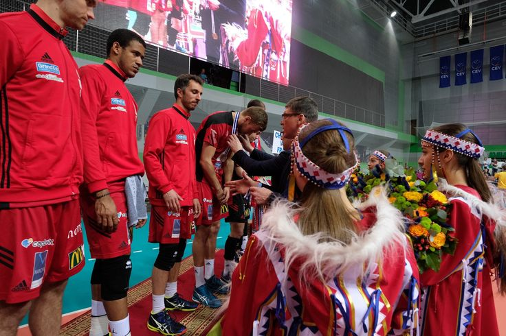 Defending French League Champion Chaumont Adds Nikola Mijailović