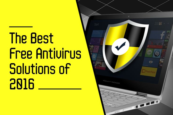 Quick roundup of the best free antivirus solutions of 2016