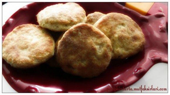 Biscuit (Tereyağlı Çörek)